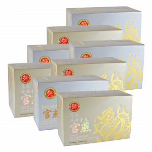 Dragon Brand Jin Si Bird's Nest, 8 x (6 x 75g) Bundle